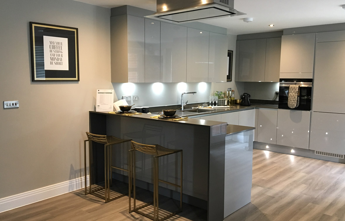 Quality Contract kitchens in Essex